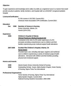 exle cover letters for nurses new grad nursing resume sle new grads cachedapr list