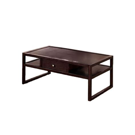 coffee table kmart home styles square concrete chic coffee table home