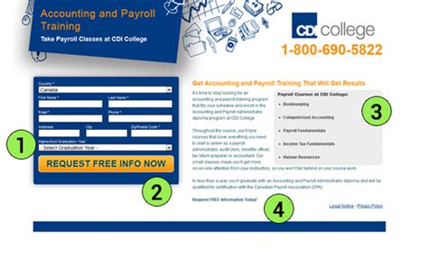 12 Pay Per Click Landing Page Exles With Critiques Ppc Landing Page Templates