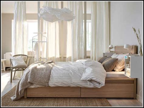 Schlafzimmer Malm by Schlafzimmer Mit Malm Bett Alles 252 Ber Wohndesign Und