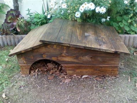 casa in legno per tartarughe pagina 2