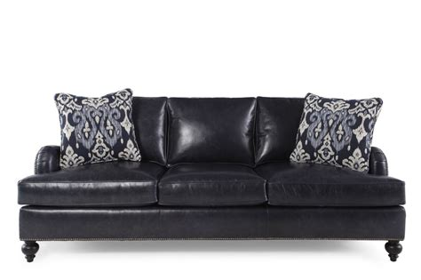 mathis brothers furniture sofas bernhardt beckford leather sofa mathis brothers furniture