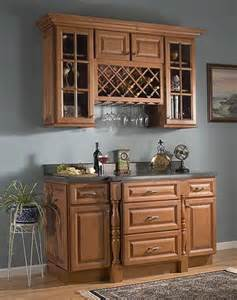 Bar Kitchen Cabinets Discount Golden Maple Wood Kitchen Cabinets For Florida