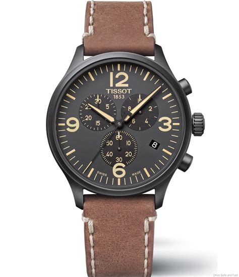 Tissot Crono tissot chrono xl is easily readable drive safe and fast