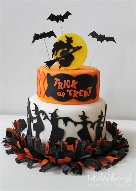 halloween cakes decoration ideas  birthday cakes
