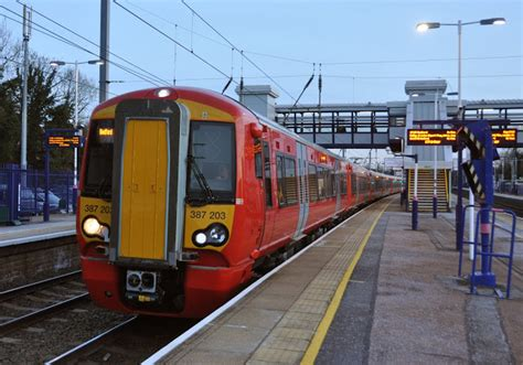 thameslink trains today trains today new traction for the gatwick express