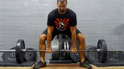 Rack Pulls Or Deadlifts by 19 Squat Deadlift Variations T Nation