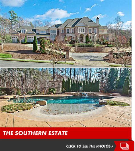 usher house usher to ex wife tameka raymond time s up i m selling the mansion for 3 2 million