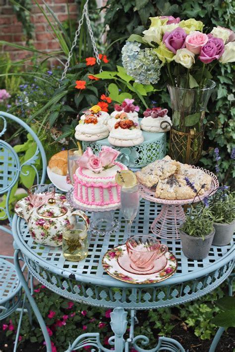 backyard tea party a little cuppa tea english garden tea party