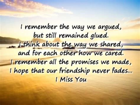 Quotes About Missing Your Friends by 55 Sad Missing You Quotes For Friends Golfian