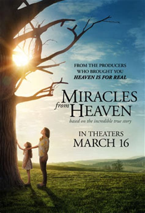 A Miracle From Heaven Miracles From Heaven Trailers Itunes