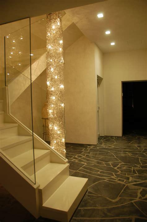 illuminazione domestica ottimizzare una residenza privata luce e design