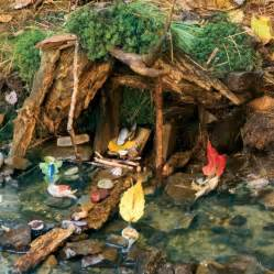 Backyard Habitats Online Store Fairy Houses