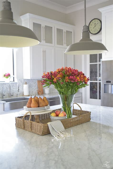 how to decorate your home with fruits and vegetables 3 simple tips for styling your kitchen island zdesign at