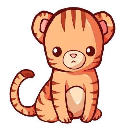 imagenes de tigres kawaii kawaii tiger by dessineka on deviantart