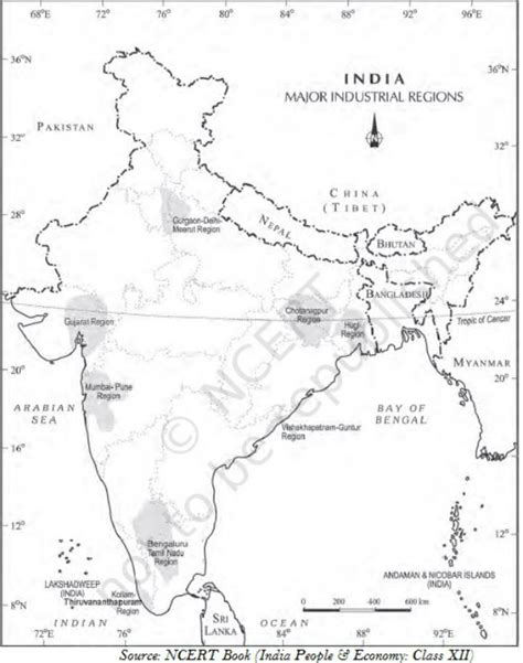 tutorialspoint geography geography india industry