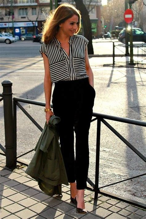 stylish office office inspired street style looks for ladies 2018
