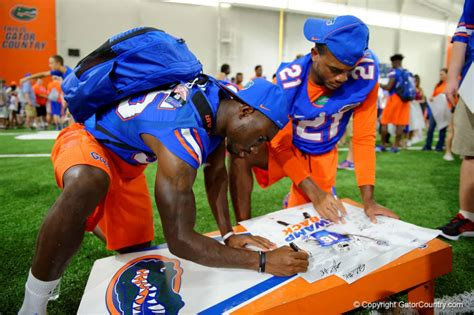 florida gator fan forum putu making a quick transition for the florida gators