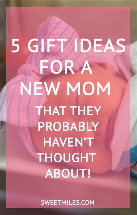 gifts for new moms 5 gift ideas for a new mom they may not think about