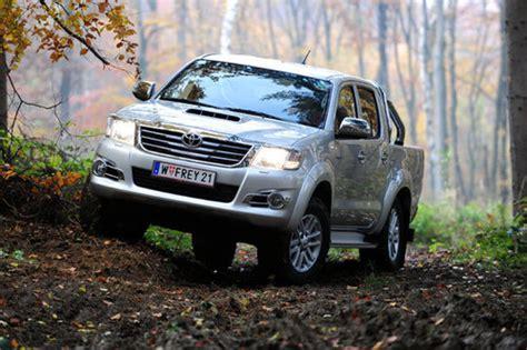 Kern Toyota Toyota Hilux 4x4 Jahrgang 2012 Schon Gefahren Schon