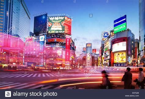 colorful city colorful city scenery with traffic light trails at