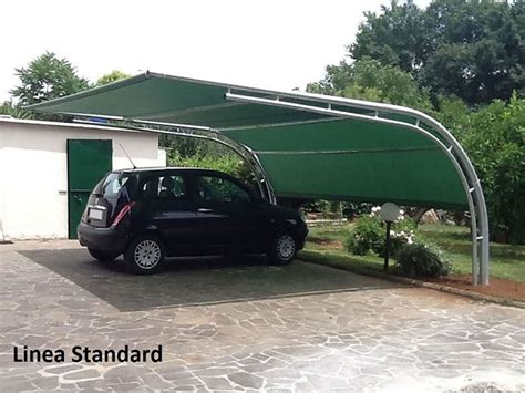 tettoia acciaio tettoie per auto tettoia auto coperture per auto da giardino
