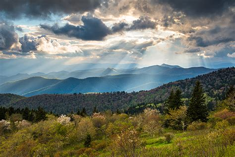 blue ridge parkway landscape photography great smoky