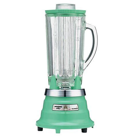 Blender Green waring pro pbb212 2 speed blender retro green