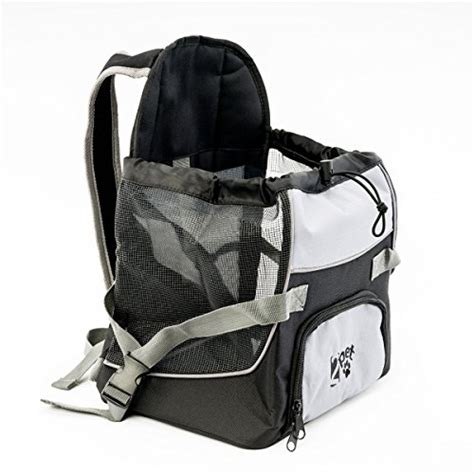 small carrier backpack 2pet 2pet doggie pocket front pet carrier backpack travel bag for small