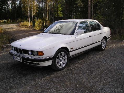 1991 bmw 735i 1991 bmw 7 series pictures cargurus