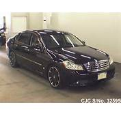 Fuga Black For Sale Stock No 32595 Japanese Used Cars Exporter