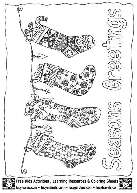 hard christmas coloring pages free christmas stocking coloring pages coloring home