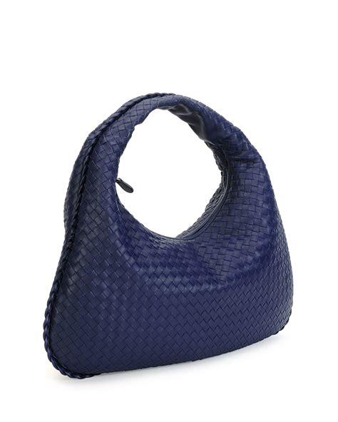 Bottega Veneta Royal Veneta Handbag by Bottega Veneta Veneta Large Hobo Bag In Blue Lyst