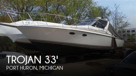 trojan boats for sale in michigan trojan 10 meter boats for sale in michigan