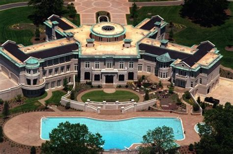 rick ross house rapper hiphop rickross house blog blogging entertainment news blogger mansion georgia