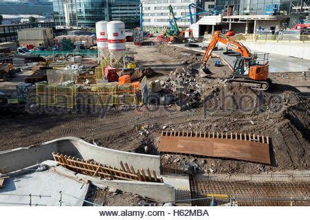 Mba Construction Uk by Sir Robert Mcalpine Construction Stock Photo Royalty Free