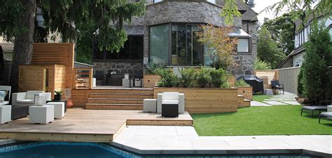 urban backyards urban backyard patio terrace in hstead montreal