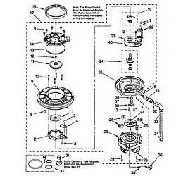 Kenmore Ultra Wash Dishwasher Won T Start Kenmore Dishwasher Parts Model 66515752000 Sears