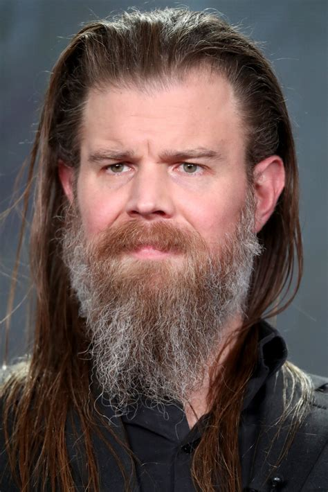 ryan hurst in 2017 winter tca tour day 9 zimbio