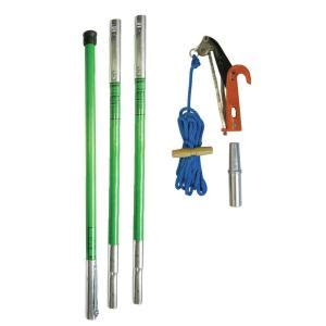 home depot pole ls jameson landscaper ph 11 pruner package with three 6 ft