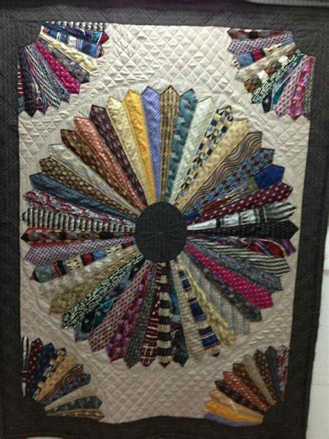 25 best ideas about necktie quilt on tie