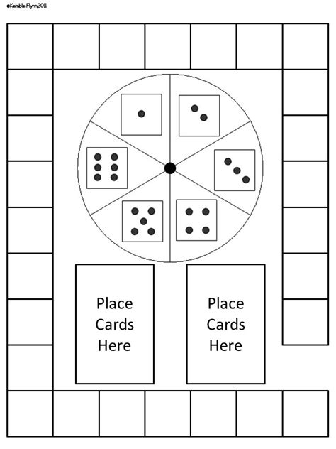 templates for games 79 best gameboards images on pinterest school game