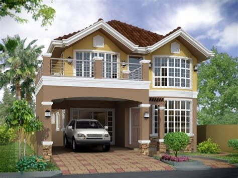 Home Plan Photo by Modern Home Design Small Houses Small Home House Design