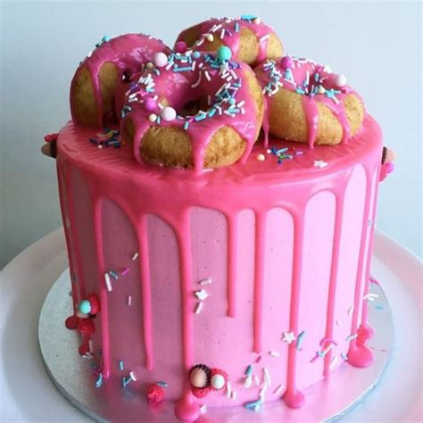 decoration of cakes at home donuts decorating ideas and birthdays on pinterest