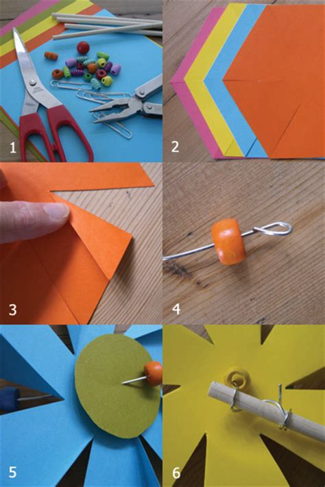 How To Make Pinwheel Flowers From Paper - flower pinwheels cafemom
