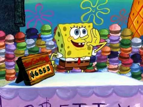 spongebob colored patties pretty patties