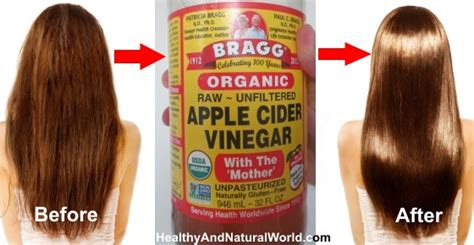Vinegar Detox Hair by Why You Should Wash Your Hair With Apple Cider Vinegar