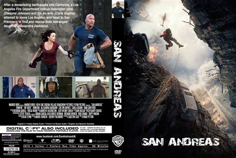 Cover Dvd san andreas dvd cover label 2015 r0 custom