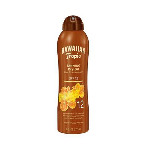 banana boat hawaiian tropic hawaiian tropic spf 12 vs banana boat deep tanning oil