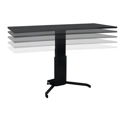 used adjustable height desk 30 215 60 used adjustable height table national office